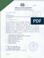 Conformación de la Comisión de Verificación y Auditoria