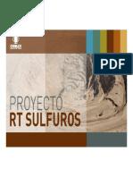 Proyecto RT Sulfuros