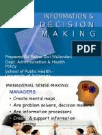 Information & Dm