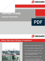 Oschatz Group Company Presentation