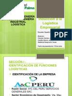 LOGISTICA PPT - LOSETAS.pptx