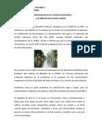 G_castañeda_blog Sustentabilidad Ambiental en Xochimilco