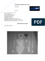 Manual Tricoptero P3C