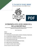 Interpretacion Judio Mesianica de Las Escrituras-libre