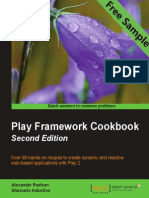 Play Framework Cookbook - Second Edition - Sample Chapter