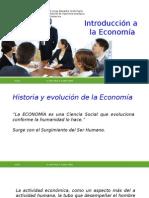 Clase 01b, Introducción a La Economía. El Problema Económico..Ppt