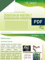 Principios de remediación ambiental