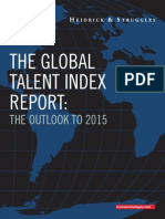 Global Talent Index Report