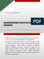 Maraknya Bisnis Prostitusi Di Indonesia