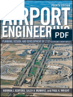 Airport Engineering Planning Design and Development of 21st Century Airports 2011