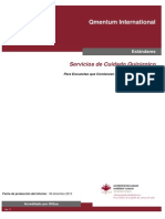 Acreditacion Canada Servicios Quirurgicos Ultimo