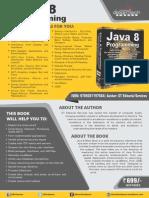 Java 8 Programming Black Book