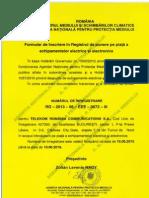 Certificat Eee 2014