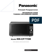 Manual Microwave NN-CF770