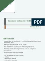 Diapositivas de Finanzas Estatales y Política Fiscal