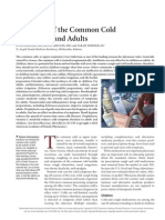 Common Cold AAFP
