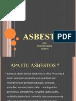 penyakit Asbestos