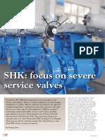 SHK valve