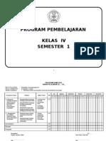 Promes Kelas IV