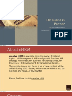 Hr Business Partner Roles Responsibilities 130808141819 Phpapp01