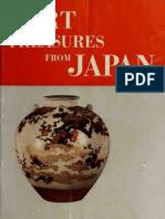 Art Treasures From Japan (Art eBook)