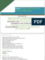 Ashland Attorneys, Framingham Attorneys, Holliston Lawyers, Hopkinton Law Firm, Sherborn Attorneys