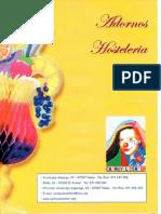 Catálogo Cocktelería