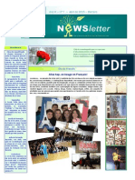 News Letter Abril