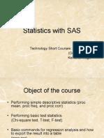 Statistics.sas