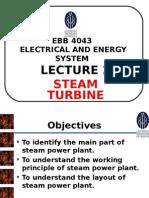 Lecture 2 - Steam Turbine