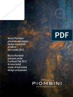 Piombini Sistema Catalogo 2012