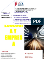 ECOLOGIA Y empresa exopner more.pptx