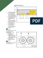 Unidad de Control Del Sistema Electrónico de Información  5F  en Seat LEON MK3