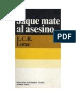 Lorac E C R -Jaque Mate Al Asesino