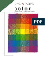 Manual sobre el color y la mezcla de colores - Royal Talens