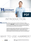 Hammer - Best Software for Colleges