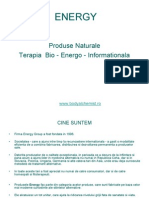 Energy Terapie Bio Energo Informationala