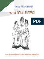 Futebol Ciencias Comportamento
