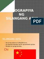 Silangang Asya