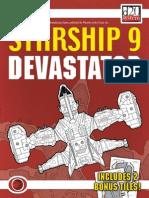 D20 - Modern - Future - Starship 09 - Devastator