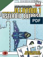 D20 - Modern - Future - Installation01 - Asteroid Outpost