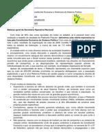 1- Balanço Geral Do Plebiscito - 24-09-14