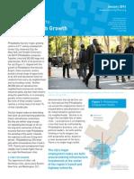 Job Growth Report for Center City Philadelphia