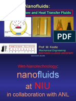 Nanofluids Kostic
