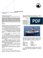 Otc15086_Saipem 10000 – Deepwater Salvage Operation