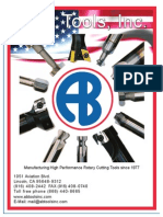 AB Tools Inc Catalog 2012