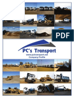 pcs transport - company profile