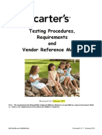 20140319 20-49-15 Carterstestingprocedures,Requirementsandvendorreferencemanual February2013