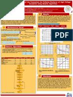 Genetic algorithms for Flashover modelling