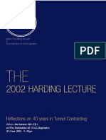 Colin MacKenzie's Harding Lecture